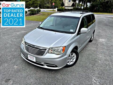 2011 Chrysler Town and Country for sale at Brothers Auto Sales of Conway in Conway SC