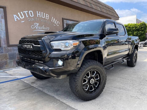 2016 Toyota Tacoma for sale at Auto Hub, Inc. in Anaheim CA