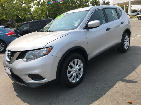 2016 Nissan Rogue for sale at Autos Wholesale in Hayward CA