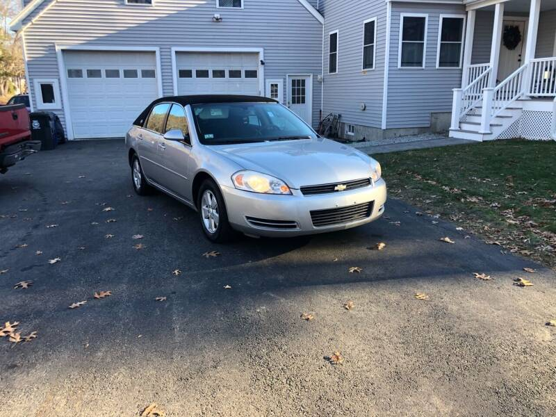 2007 Chevrolet Impala for sale at Billycars in Wilmington MA
