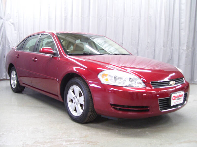 2008 Chevrolet Impala for sale at QUADEN MOTORS INC in Nashotah WI