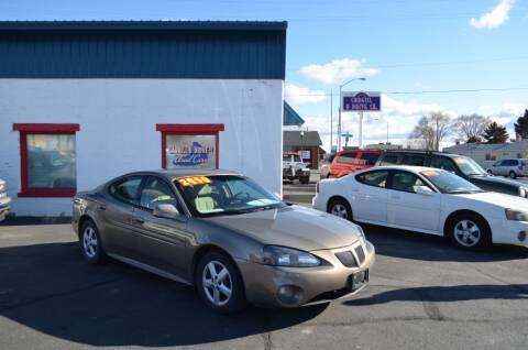 2007 Pontiac Grand Prix for sale at CARGILL U DRIVE USED CARS in Twin Falls ID