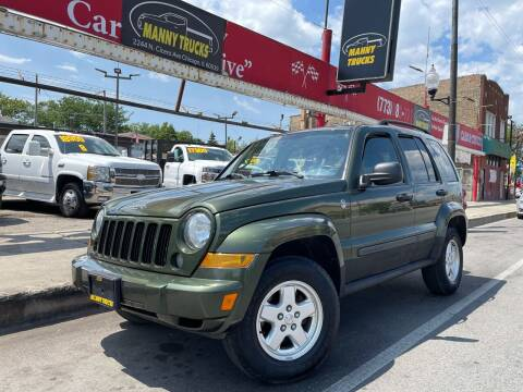 2007 Jeep Liberty for sale at Manny Trucks in Chicago IL