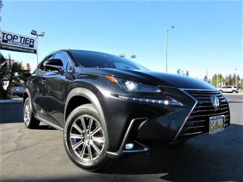 2018 Lexus NX 300 for sale at Top Tier Motorcars in San Jose CA