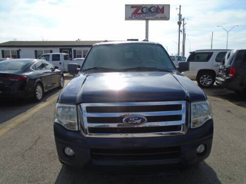 2008 Ford Expedition EL for sale at Zoom Auto Sales in Oklahoma City OK