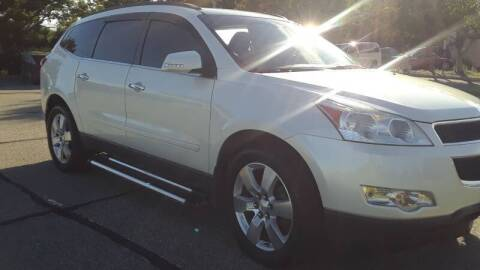 2012 Chevrolet Traverse for sale at Jan Auto Sales LLC in Parsippany NJ
