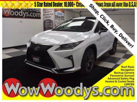 2019 Lexus RX 350 for sale at WOODY'S AUTOMOTIVE GROUP in Chillicothe MO
