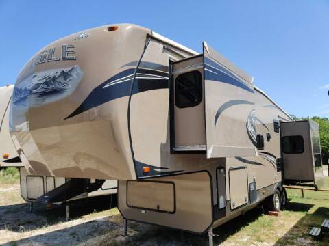 2013 Jayco EAGLE 321RLTS for sale at Texas RV Trader in Cresson TX