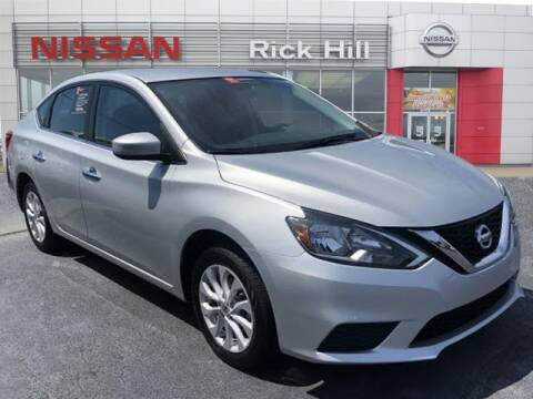 2019 Nissan Sentra for sale at Rick Hill Auto Credit in Dyersburg TN