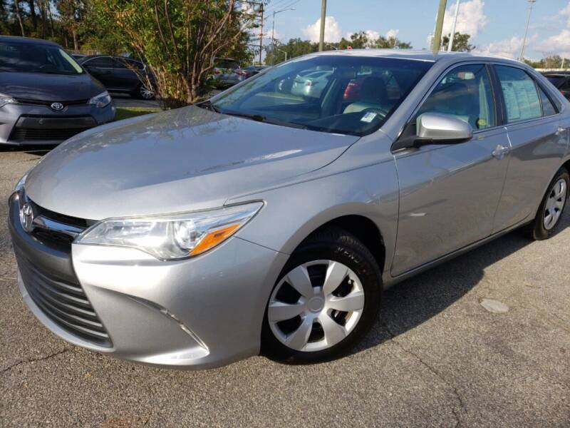 2015 Toyota Camry for sale at Capital City Imports in Tallahassee FL