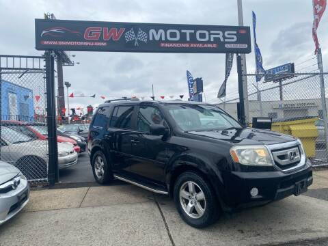 2010 Honda Pilot for sale at GW MOTORS in Newark NJ