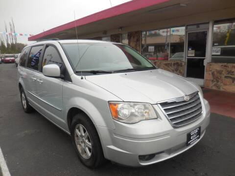 2010 Chrysler Town and Country for sale at Auto 4 Less in Fremont CA