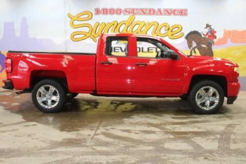 2019 Chevrolet Silverado 1500 LD for sale at Sundance Chevrolet in Grand Ledge MI