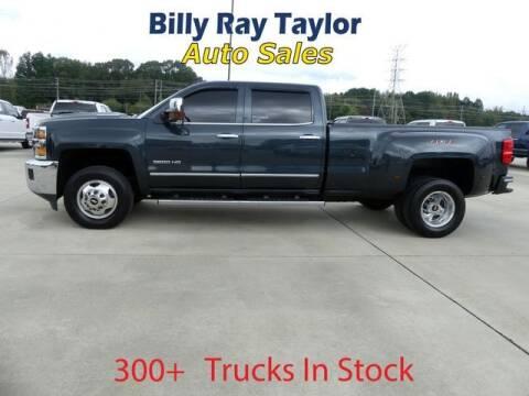 2019 Chevrolet Silverado 3500HD for sale at Billy Ray Taylor Auto Sales in Cullman AL