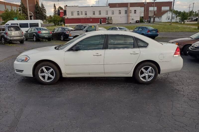 2006 Chevrolet Impala for sale at Kash Kars in Fort Wayne IN