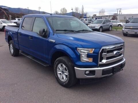 2017 Ford F-150 for sale at Carmart 360 Missoula in Missoula MT