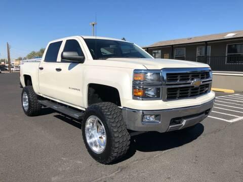 2014 Chevrolet Silverado 1500 for sale at Car & Truck Gallery in Albuquerque NM