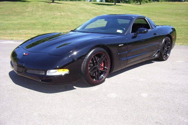 2001 Chevrolet Corvette for sale at Lister Motorsports in Troutman NC