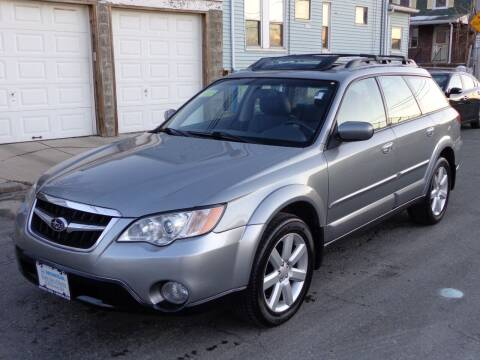 2008 Subaru Outback for sale at Broadway Auto Sales in Somerville MA