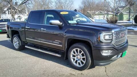 2016 GMC Sierra 1500 for sale at Unzen Motors in Milbank SD