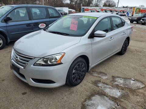 2013 Nissan Sentra for sale at JDL Automotive and Detailing in Plymouth WI