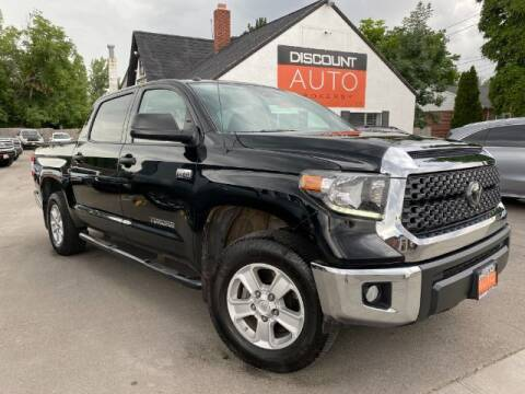 2018 Toyota Tundra for sale at Discount Auto Brokers Inc. in Lehi UT