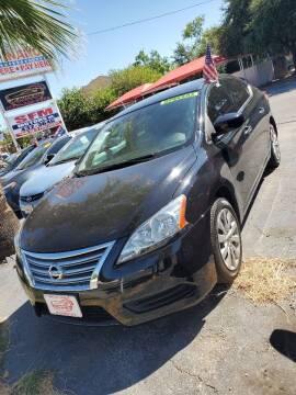 2015 Nissan Sentra for sale at JR Auto Inc in San Antonio TX