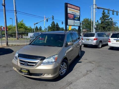 2005 Honda Odyssey for sale at Tacoma Autos LLC in Tacoma WA