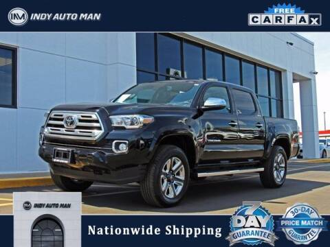 2019 Toyota Tacoma for sale at INDY AUTO MAN in Indianapolis IN