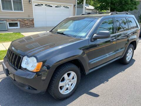 2009 Jeep Grand Cherokee for sale at Jordan Auto Group in Paterson NJ