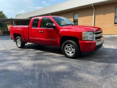 2008 Chevrolet Silverado 1500 for sale at Wheel Tech Motor Vehicle Sales in Maylene AL