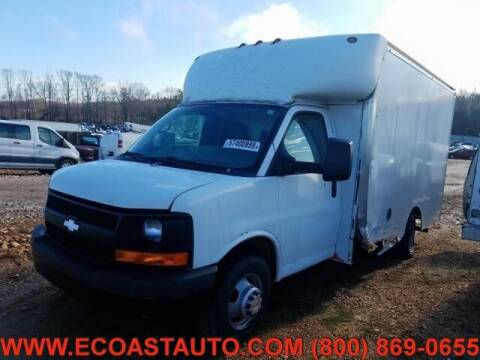 2014 Chevrolet Express Cutaway for sale at East Coast Auto Source Inc. in Bedford VA