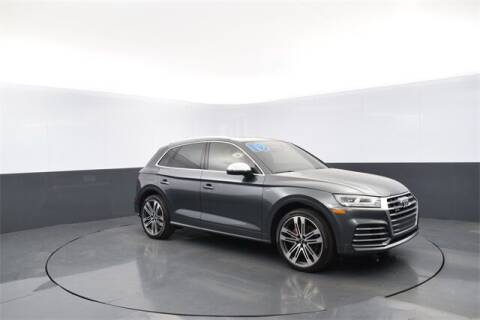 2018 Audi SQ5 for sale at Tim Short Auto Mall in Corbin KY
