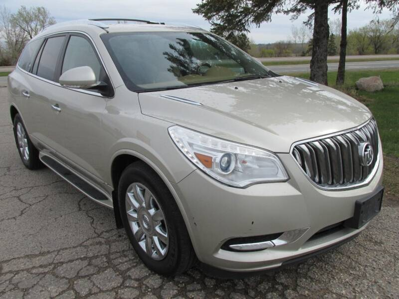2013 Buick Enclave for sale at Buy-Rite Auto Sales in Shakopee MN