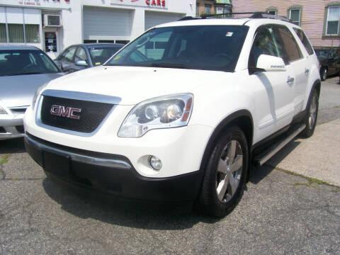 2011 GMC Acadia for sale at Dambra Auto Sales in Providence RI