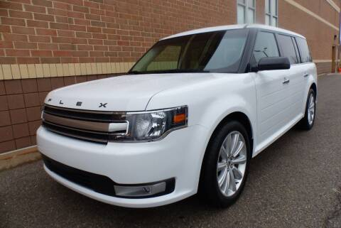 2017 Ford Flex for sale at Macomb Automotive Group in New Haven MI