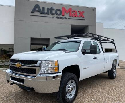 2013 Chevrolet Silverado 2500HD for sale at AutoMax of Memphis in Memphis TN