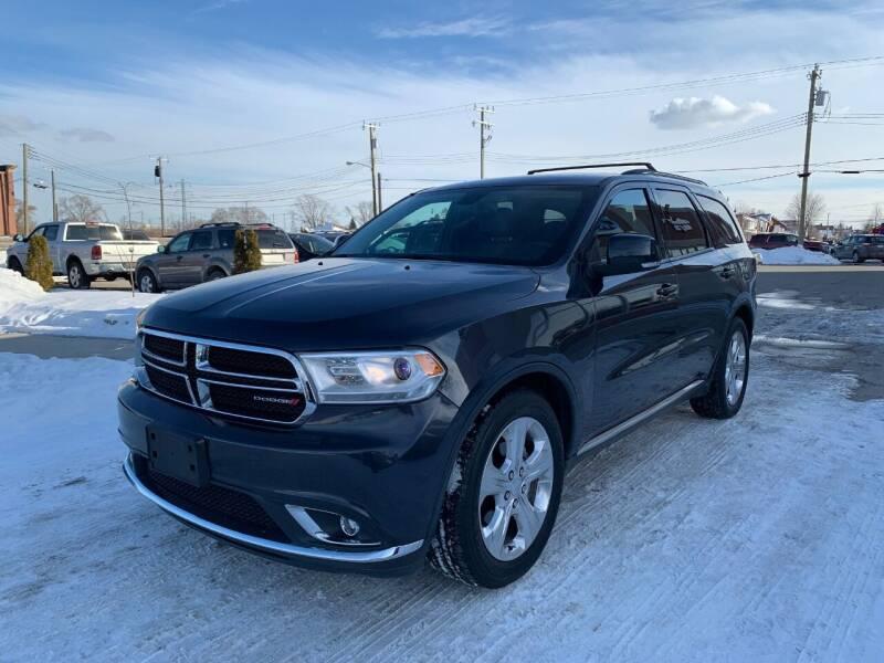 2015 Dodge Durango for sale at Crooza in Dearborn MI