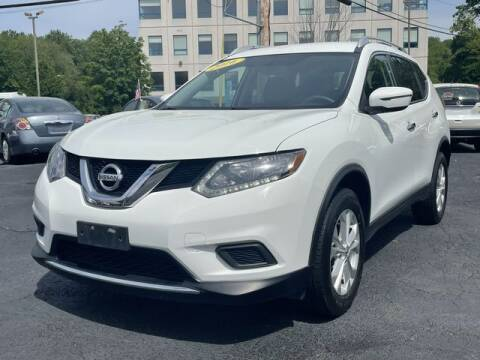 2016 Nissan Rogue for sale at All Star Auto  Cycle in Marlborough MA