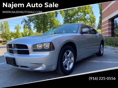 2010 Dodge Charger for sale at Najem Auto Sale in Sacramento CA
