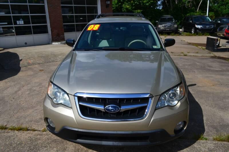 2008 Subaru Outback for sale at RODRIGUEZ MOTORS LLC in Fredericksburg VA