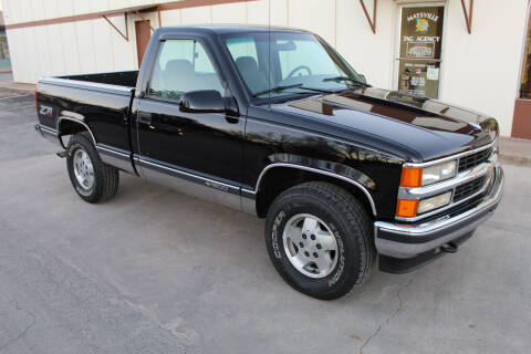 1995 Chevrolet C/K 1500 Series for sale at CANTWEIGHT CLASSICS in Maysville OK
