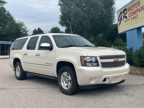 2012 Chevrolet Suburban for sale at GR Motor Company in Garner NC