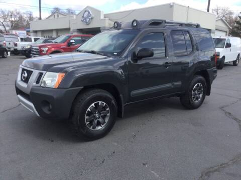 2015 Nissan Xterra for sale at Beutler Auto Sales in Clearfield UT