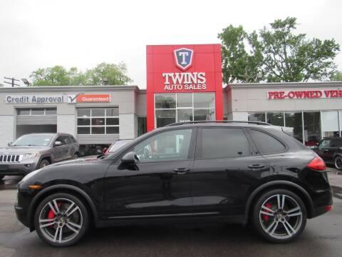 2011 Porsche Cayenne for sale at Twins Auto Sales Inc in Detroit MI