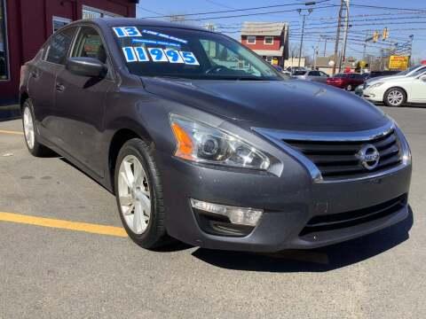 2013 Nissan Altima for sale at Active Auto Sales in Hatboro PA