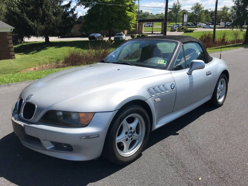 1997 BMW Z3 for sale at Augusta Auto Sales in Waynesboro VA