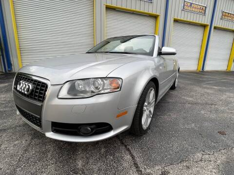 2009 Audi A4 for sale at RoMicco Cars and Trucks in Tampa FL