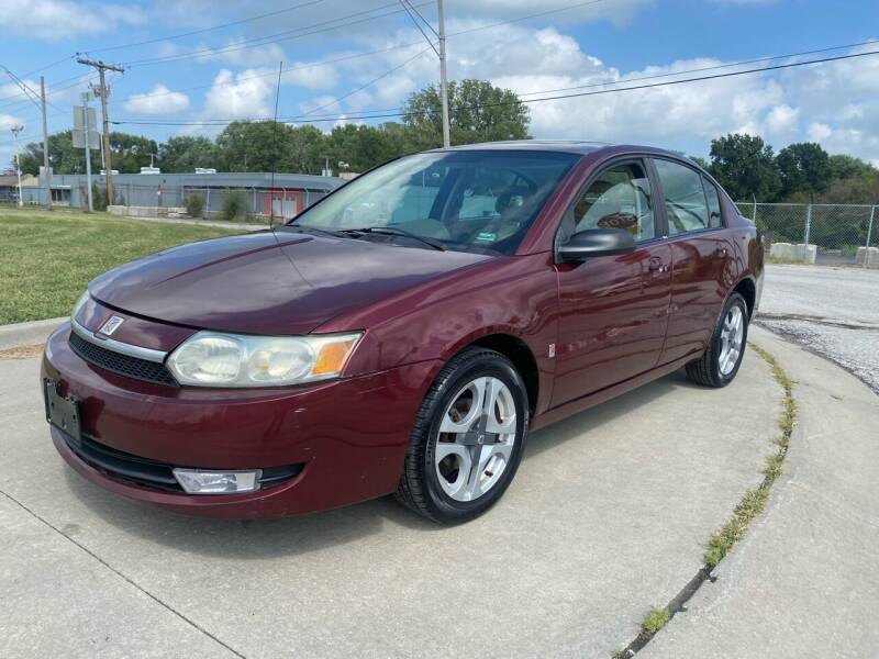 2003 Saturn Ion for sale at Xtreme Auto Mart LLC in Kansas City MO