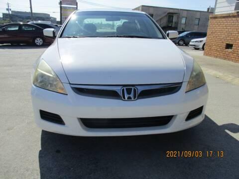 2006 Honda Accord for sale at Atlantic Motors in Chamblee GA